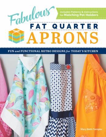 Fabulous Fat Quarter Aprons  SH1389