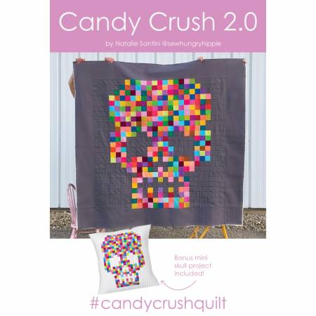 Candy Crush Quilt Pattern