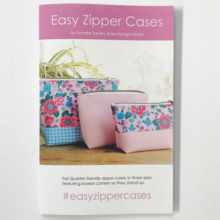 Pattern Easy Zipper Cases
