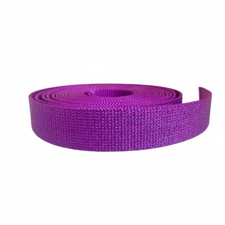 Glitter Webbing Purple