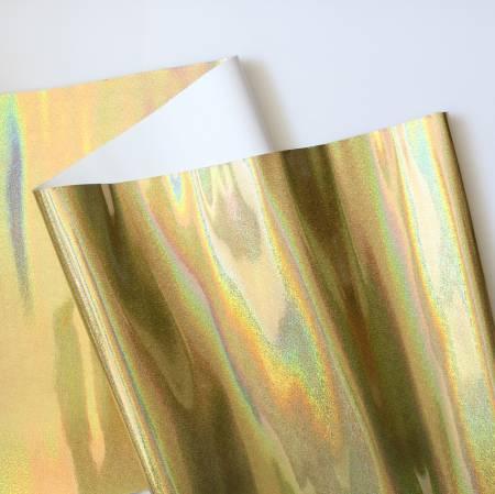 Vinyl Stardust Gold