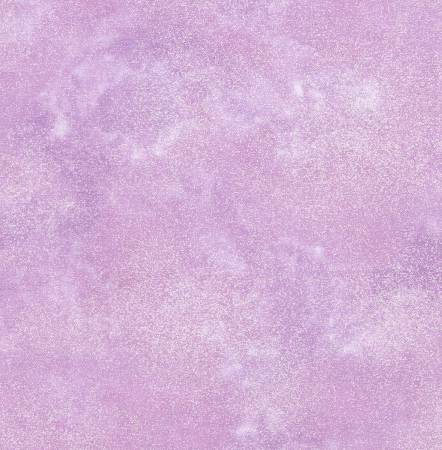 Timeless Treasures Lavender  w/Metallic