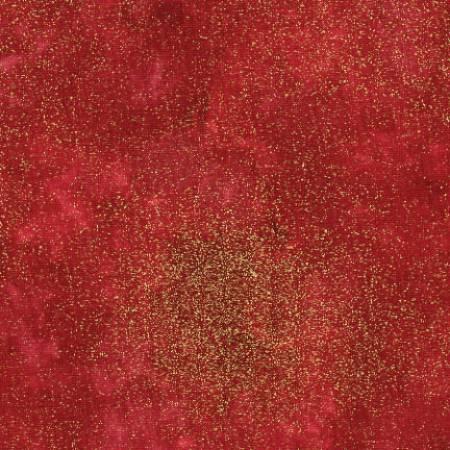 Red Shimmer Tonal Metallic