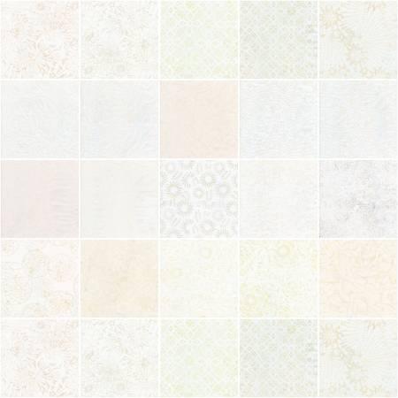 10in Squares, Tonga Batik Creme, 20pcs/bundle