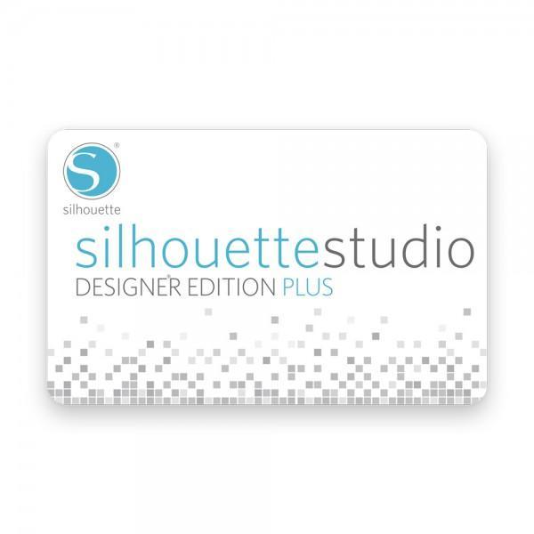Silhouette Studio Designer Edition Plus Card