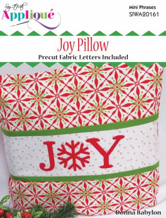 Joy Pillow Kit