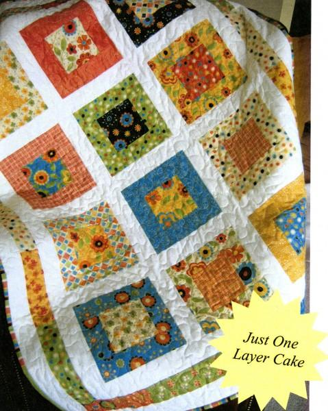 San Francisco Window Boxes Quilt Pattern by Sweet Jane's Quilting & Design