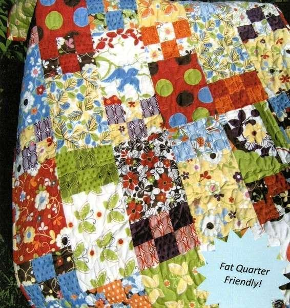 Life is Like a Box of Chocolates Quilt Pattern by Sweet Jane's Quilting & Design