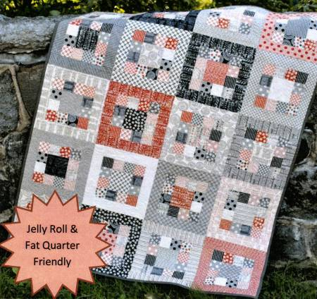 Market Square Quilt Pattern by Sweet Jane's Quilting & Design