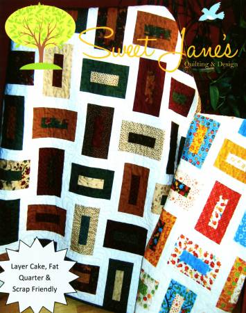 Cozy Nights Quilt Pattern by Sweet Jane's Quilting & Design