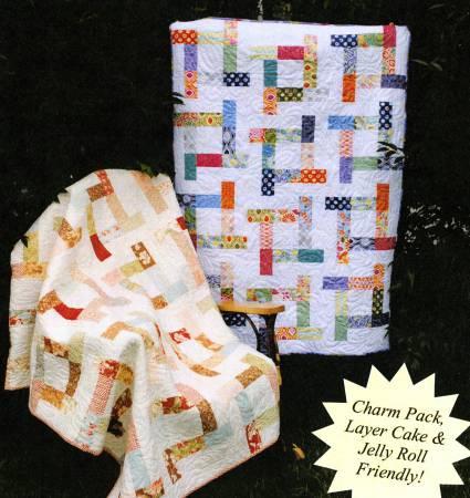 Tea Party Quilt Pattern by Sweet Jane SJ029