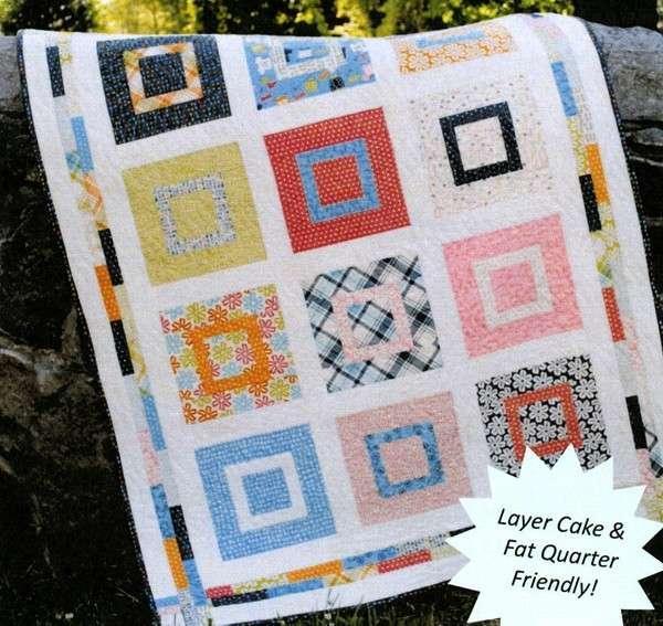 Sweet Jane's Lovie Quilt Pattern by Sweet Jane's Quilting & Design