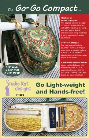 The Go Go Compact Bag - SKD4200
