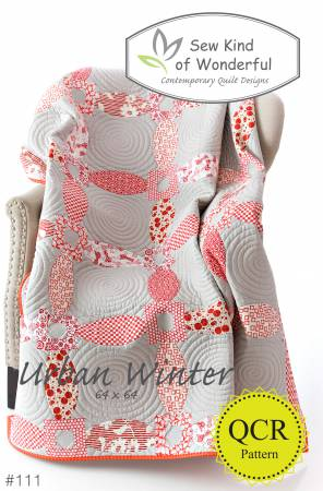 Sew Kind of Wonderful Urban Winter Pattern