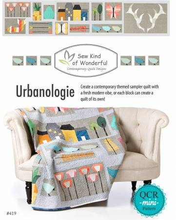 Urbanologie - Sew Kind of Wonderful