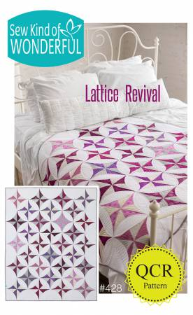 Lattice Revival Quilt Pattern