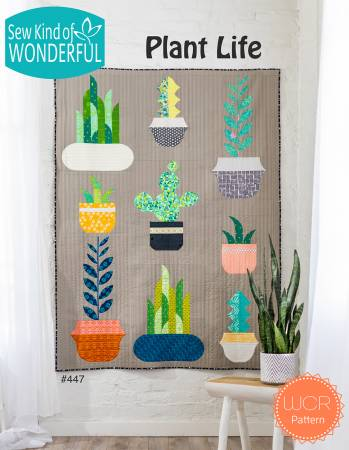 Plant Life by Sew Kind of Wonderful