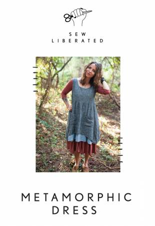 Metamorphic Dress Pattern from Sew Liberated