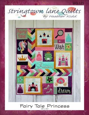 Fairy Tale Princess Kit 45x54