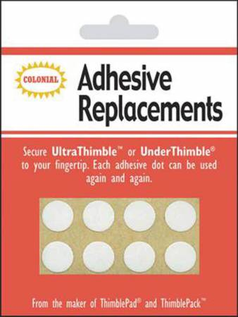 ADHESIVE, REPLS FOR UNDERTHIMBLE
