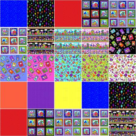 10in Squares Garden Gnomes, 42pcs