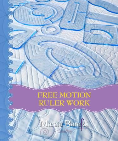 Free Motion Ruler Work