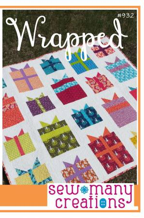Wrapped Quilt Patterns by Sew Many Creations
