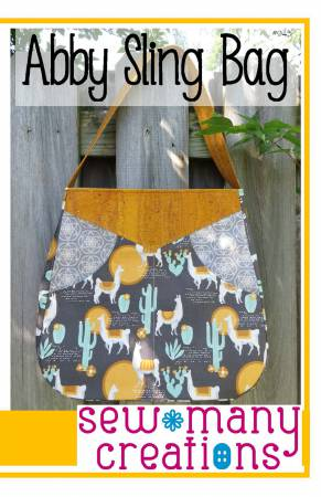 Abby Sling Bag Pattern