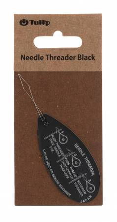Needle Threader Black