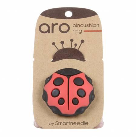 Aro - Ladybug Ring Pincushion