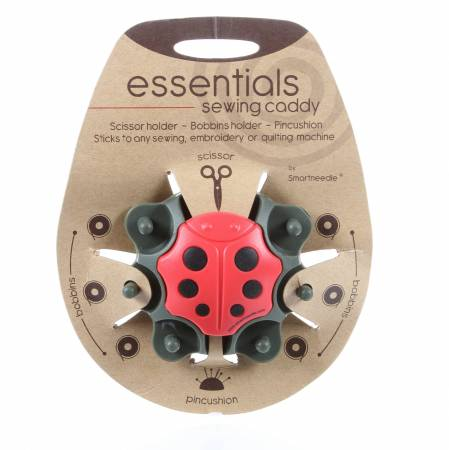 Ladybug Essentials Sewing Caddy - SNESSCADDY