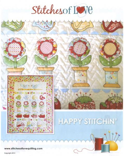 Happy Stitchin Pattern