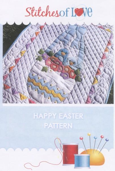 Stitches of Love - Happy Easter Pattern
