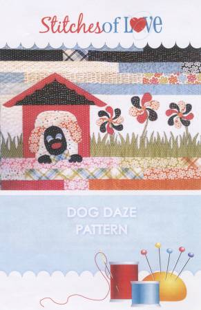 Dog Daze Pattern