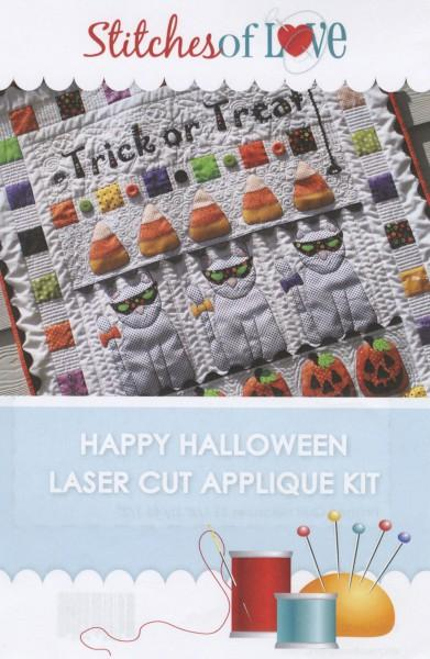Happy Halloween Laser Cut Kit