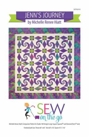 Jenn's Journey Pattern by Sew on the Go