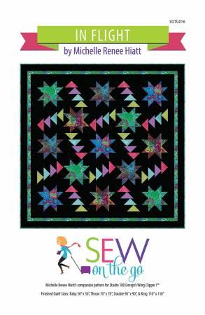 Sew on the Go In Flight Pattern
