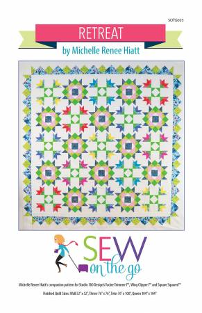 Retreat by Sew on the GO!
