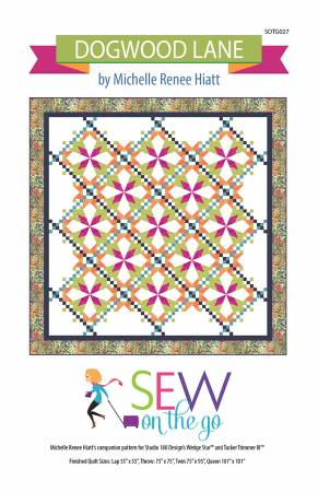 Sew on the Go Dogwood Lane Pattern