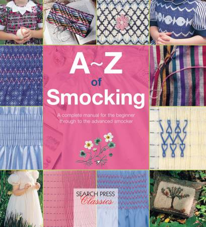 A - Z of Smocking - Softcover