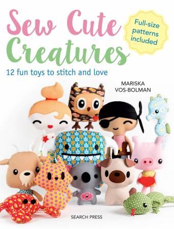 Sew Cute Creatures Book