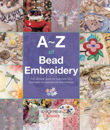 A-Z of Bead Embroidery - Softcover