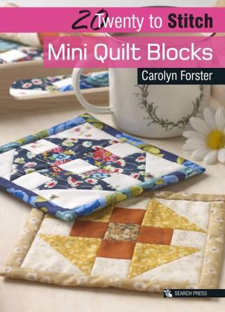 20 To Stitch mini blocks