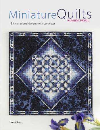 Miniature Quilts Pattern Book