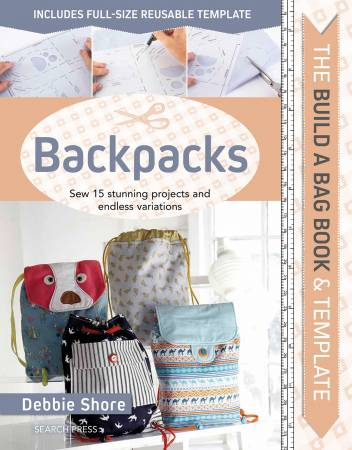 Build A Bag Book & Templates Backpacks