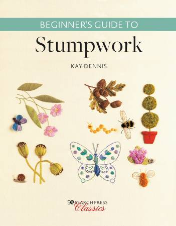 Beginner's Guide to Stumpwork