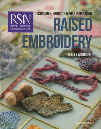 Raised Embroidery - Softcover