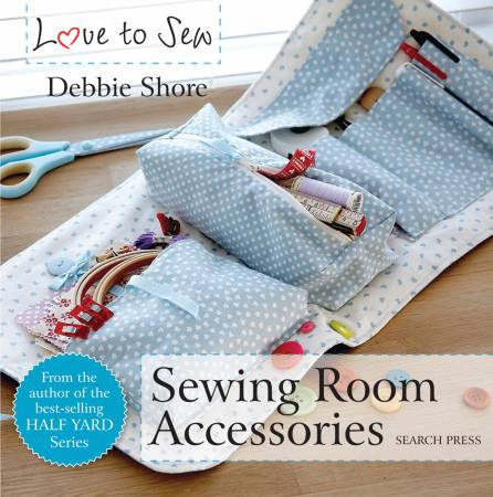 Love to Sew Sewing Room Accessories - Softcover