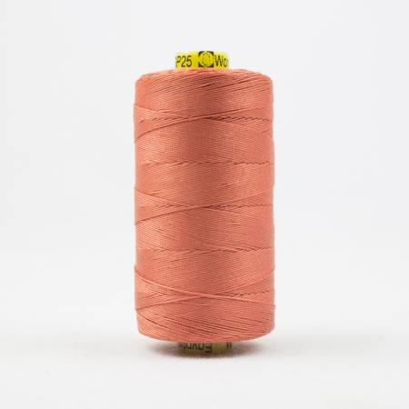 Spagetti Solid 12wt Cotton Thread  400m Peach