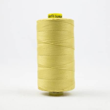 Spagetti 12# 3 Ply Cotton - 26-Soft Yellow